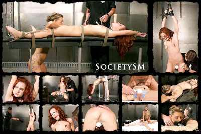 Electricity & Orgasms Anna - SocietySM