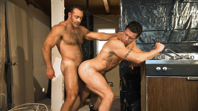TitanMen exclusive Trenton Ducati with Brad Kalvo - Scene 2 - Hot Wired