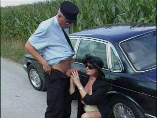 Im Auto vernascht