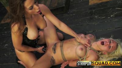 Marsha May Loves Rope Bondage