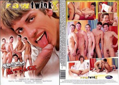 stud twink (Sperm Attack)!