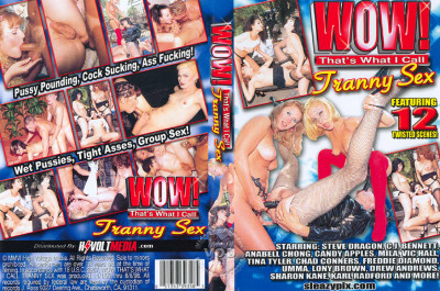 Wow! That''s What I Call Tranny Sex