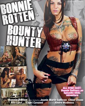 Bonnie Rotten Bounty Hunter