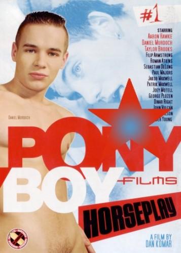 PonyBoy  #  1 Horseplay