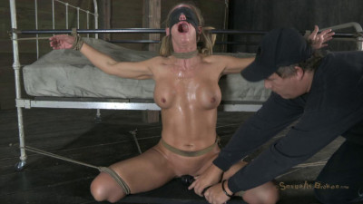 SB – Dec 19, 2012 – Simone Sonay – Helpless Cougar Is Sexually Destroyed – HD