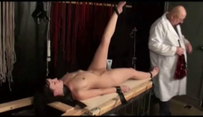 Bound&Abused - Elise Enema Part 2