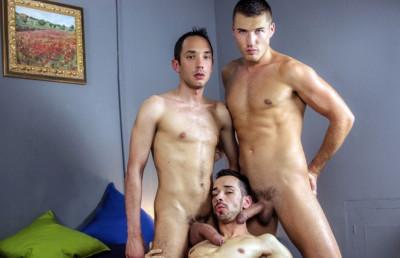 Esteban Orive, Eddie Harris, Theo Ford