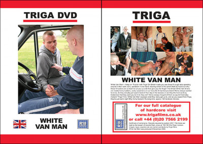 Triga White Van Man