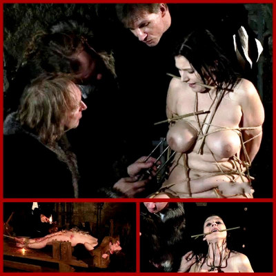 Fortune Teller Gypsy Sees Own Punishment Part 2 – BrutalDungeon