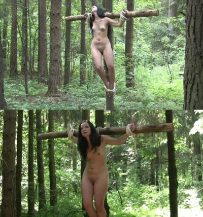 CruxDreams - Sveta Champagne Crucifixion 12