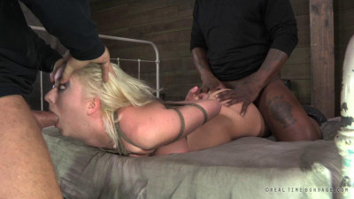 Cherry Torn ragdoll fucked til limp, epic deepthroat, utter destruction! (2014)