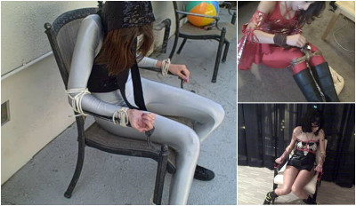 Spandex Adventures Bondage Videos Part 4 ( 36 videos)