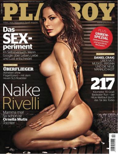 Playboy Gernany 2011