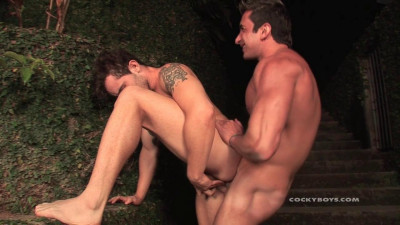 CockyBoys – Pietro Fucks Joey Angel