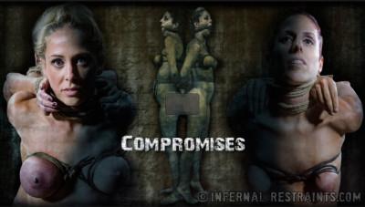 Compromises Part 3 - Cherie Deville and Lavender Rayne