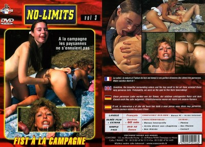 No Limits vol 3 - Fist a La Campagne