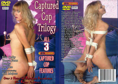 Captured Cop Trilogy - Explosion