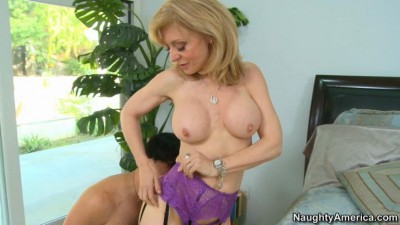 Nina Hartley Is The Friends Hot Mom