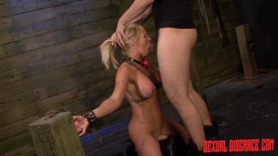 Dani Dare & Doggy Position