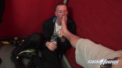 Skint Scallies – Extreme Feet Abuse