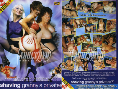 Description Shaving Granny's Privates (2002/DVDRip)