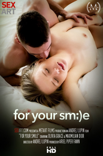 Olivia Grace, Maxmilian Dior — For Your Smile FullHD 1080p