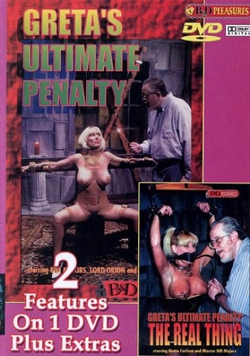 Greta's Ultimate Penalty DVDRip