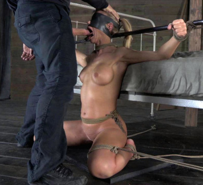 Description SB - Dec 19, 2012 - Simone Sonay - Helpless Cougar is Sexually Destroyed - HD