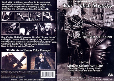 The English Mistress 2   Rubber And Bizarre