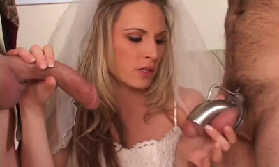 My bride fuck what that muscled
