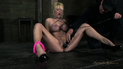 Sexually Broken - Courtney Taylor, bound, manhandled, used, fucked - Feb 20, 2013