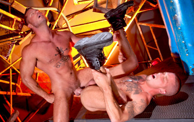 Hot Fucking of Charlie Harding & Caleb Colton (544p)