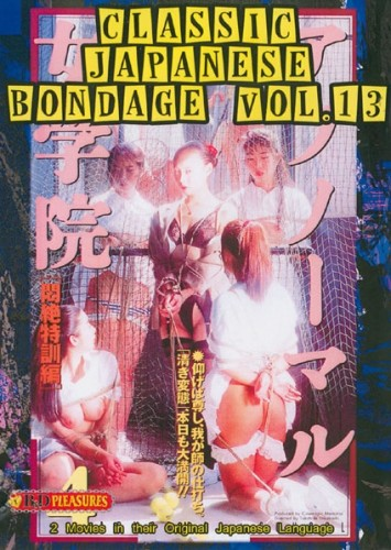 B&D Pleasures - Classic Japanese Bondage Vol. 13