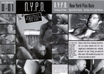 New York Piss Daze (1997)
