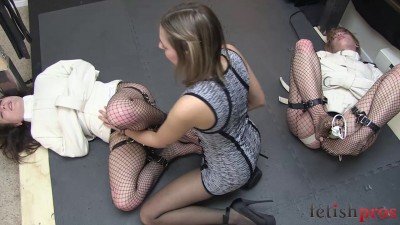 Juliette March and Kay Kardia — Straitjacket Therapy