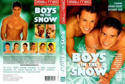 Boys in the Snow