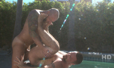 PantheonBear - Furry Fuckers - Sunburned - Dan Rhodes and Marc Angelo _HD