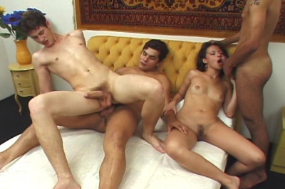 Bi Group Sex Club 5, scene 3