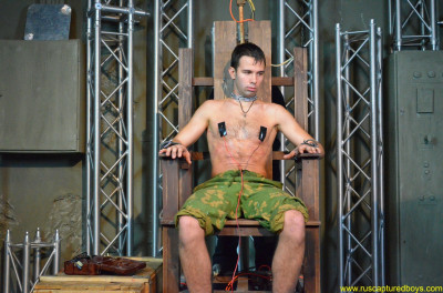 Spetsnaz Prisoner. Final Part
