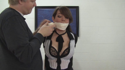Gagged Super Tight