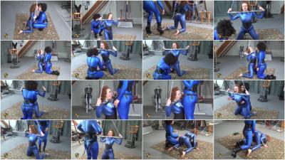 Houseofgord – Metal Bondage Suck Training HD 2015