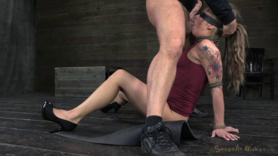 SB – Beautiful Dahlia Sky Destroyed By Dick – HD