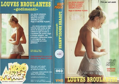 Louves Brulantes — Godimenti