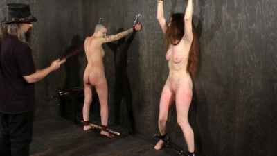 Emma And Abigail Extreme Whipping For Extreme Painsluts (2015)