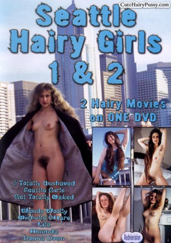 Seattle Hairy Girls 1, 2