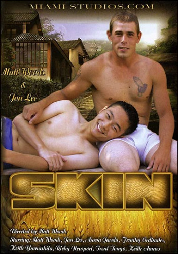 Skin - Matt Woods - asian twink, gets fucked, twink porn, big dick