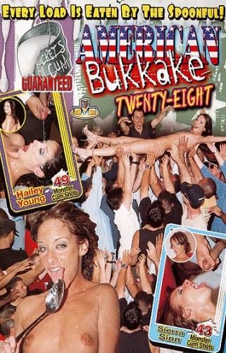 Bukkake From USA #28