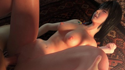 Hot sex on the floor with a stranger