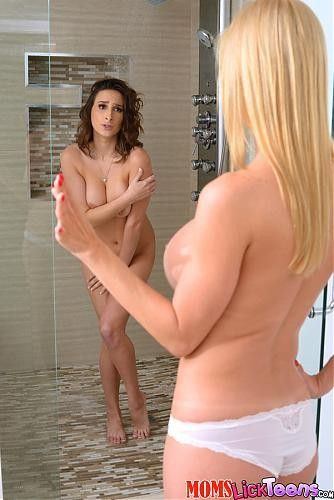 Alexis Fawx, Ashley Adams - My Shower My Rules FullHD 1080p