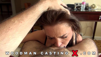 Angelik Duval - Casting WoodmanCastingX